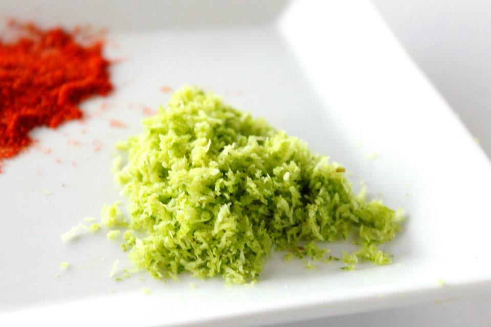 Chilli and Lime Zest
